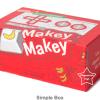 GX-4003 อุปกรณ์อัจฉริยะเปลี่ยนทุกอย่างให้เป็นปุ่มกด Makey Makey Classic - Ecommerce Packaging