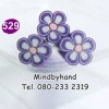 แท่ง Polymer Clay รูปดอกไม้ ลาย 529