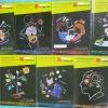 ►ออนดีมานด์◄ BIO 422G หนังสือเรียนวิชาวิทยาศาสตร์ ม.ต้น วิชาชีววิทยา พี่วิเวียน เล่ม 1-7 ครบเซ็ท 7 เล่ม ครอบคลุมเนื้อหาตั้งแต่ระดับชั้น ม.1-ม.3 จดครบเกือบทั้งเล่มทุกเล่ม ยกเว้นเล่ม 7 ใหม่เอี่ยม ไม่มีรอยขีดเขียน มีจดเทคนิคลัดการทำโจทย์ แบบฝึกหัดทำไปบางข้อ