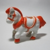 ม้าไขลานสีส้ม