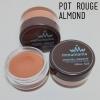 Limited หมดแล้วหมดเลย MMUMANIA Pot Rouge : สี Almond ลิปสติกเนื้อแมท สีเนื้อ นู้ดจัดทนจริง