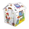 บ้านกระดาษศิลปินน้อย Little Play House - Little Christmas House