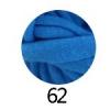 ไหมผ้ายืด (T-Shirt) เกรด A รหัสสี 62 สีฟ้าเข้ม