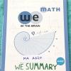►We Brain วีเบรน◄ MA A620 We Summary The Winner Edition หนังสือกวดวิชาสรุปเนื้อหาคณิตศาสตร์ ม.ต้น ครบทั้งหมดทุกบท อ่านเข้าใจง่าย ในหนังสือมีรวบรวมสูตร ,Concept สำคัญรวมถึงมีสูตรลัดและเทคนิควิธีคิดแบบเหนือชั้นของอาจารย์ เหมาะสำหรับนักเรียนชั้นม.ต้น ที่กำลั