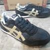 รองเท้าผ้าใบ Onitsuka Tiger Serrano ไซส์ 37-45 (สีกรมเข้ม)