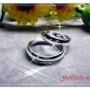 แหวนปอกมีดเนื้อเงิน silver plated