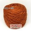 ไหมเบบี้ซิลค์ (ฺBaby Silk) รหัสสี 032 สีน้ำตาลแดง