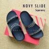 **พร้อมส่ง** FitFlop : NOVY Slide : SuperNavy : Size US 9 / EU 41