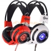 "HeadSet+Mic ""SIGNO"" (HP-806) (สั่นได้) Gaming HeadSet"