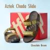 **พร้อมส่ง** รองเท้า FitFlop Aztek Chada Slide : Chocolate Brown : Size US 6 / EU 37
