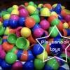 PS-2046 ลูกบอลไข่จับฉลาก (100ลูก)