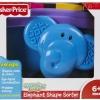บล็อกหยอด elephant shape sorter (Fisher Price)