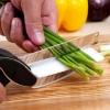 Clever Cutter ที่หั่นผักอัจฉริยะ เป็นทั้งเขียง มีด ในอันเดียวกัน