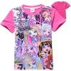 เสื้อลาย Monster High (ชมพู) ไซส์ที่มีจำหน่าย 110 120 130 140 150