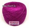 ไหม Shiny #18 รหัสสี 16 สีชมพูกลีบบัว (บานเย็น)