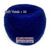 ไหมซอฟท์ทัช (Soft Touch) สี 18 สีน้ำเงินเข้ม