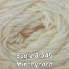 ไหมพรม Eagle 25 กรัม สีพื้น รหัสสี 045