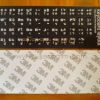 Sticker for Keyboard (3M)