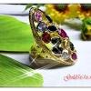 แหวนนพเก้า gold plated 0.5microns