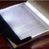 กระดานไฟอ่านหนังสือในที่มืด
