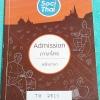 ►พี่หมุยภาษาไทย◄ TH 7823 วิชาภาษาไทย ม.ปลาย คอร์สแอดมิชชั่น หลักภาษา มีจดบางหน้า มีจดข้อห้ามสำคัญที่ไม่ควรทำ พี่หมุยสรุปเนื้อหากระชับและละเอียด มี Tips เทคนิคลัด สูตรจำลัดเยอะมาก ในหนังสือบางหน้ามีแทรกกระดาษอาร์ทมันอย่างดี พิมพ์สีสวยงาม