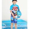 ชุดว่ายน้ำเด็ก ลาย โทมัส Thomas+หมวก มีไซส์ M L XL