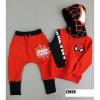 NEWเสื้อกันหนาวเด็ก ลาย Spider Man ไซส์ 100 110 120 130 140