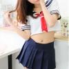 ชุดคอสเพลย์นักเรียนญี่ปุ่นเซเลอร์มูนเอวลอยเซ็กซี่ น่ารักสไตล์ญี่ปุ่น