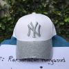 สินค้าพร้อมส่ง MLB KOREA CAP สีขาว ของแท้จากเกาหลี