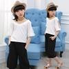 pr2822 เสื้อ+กางเกง เด็กโต 140-160 3 ตัวต่อแพ็ค