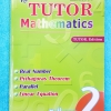 ►The Tutor◄ หนังสือเรียนคณิตศาสตร์ ม.2 มีเนื้อหา และสรุปสูตรในชั้น ม.2 มีโจทย์ฝึกฝนทักษะ และเฉลยด้านหลัง หนังสือใหม่เอี่ยม
