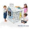 บ้านกระดาษศิลปินน้อย Little Play House - Little Rattan