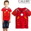 เสื้อยืดเด็ก Caluby ลาย iron man มีไซส์ 2Y 3Y