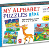 Creative Educational Aids - My Number Puzzles A to Z