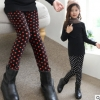 pr1574 กางเกง legging ผ้าหนา size 140-160 3 ตัวต่อแพ็ค