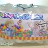 UT-5904 ลูกบอลใส Anti Bacterial (135ลูก) in PVC bag