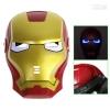 หน้ากากไอรอนแมน มีไฟ (Iron man)