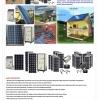Solar Power System 100W-20000W or 20KW
