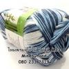ไหมพรม Bamboo Cotton สีเหลือบ รหัสสี M33
