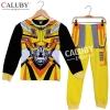 ชุดนอนเด็กโต Caluby ลาย Transformers 10Y 11Y