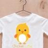 เสื้อยืดเด็กสกรีนลาย : Chicken Little
