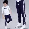 pr904 กางเกงกีฬาขายาว เด็กโต size 150-170 3 ตัวต่อแพ็ค