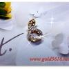 จี้เพชร gold plated 0.5microns