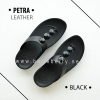 * พร้อมส่ง * FitFlop PETRA ( Leather ) : Black : Size US 5 / EU 36