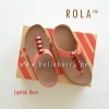 ** NEW ** FitFlop : ROLA : Lipstick Rose : Size US 6 / EU 37