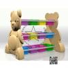 PPRAK-005 ชั้นวางของหมีน้อย