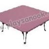 WHJ-02 โต๊ะญี่ปุ่นสี่เหลี่ยมพับขาได้