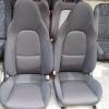 MAZDA MX-5 NB เบาะมาสด้า MX5 NB เบาะMazda MX-5 NB รุ่นใหม่ ลายตาข่าย สีดำสลับเทา เบาะMazda MX5 เบาะมาสด้า MX-5 เอ็นบี เบาะMX5 เบาะMX-5 เบาะซิ่ง เบาะแต่ง