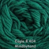 ไหมพรม Eagle กลุ่มใหญ่ สีพื้น รหัสสี 404