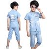 pr3176 เสื้อ+กางเกง เด็กโต 140-160 3 ตัวต่อแพ็ค
